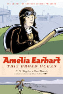 Book cover of AMELIA EARHART
