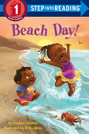 Book cover of BEACH DAY