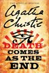 Book cover of DEATH COMES AT THE END