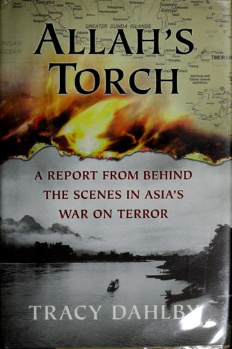 Book cover of ALLAH'S TORCH
