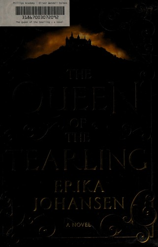 Book cover of QUEEN OF THE TEARLING