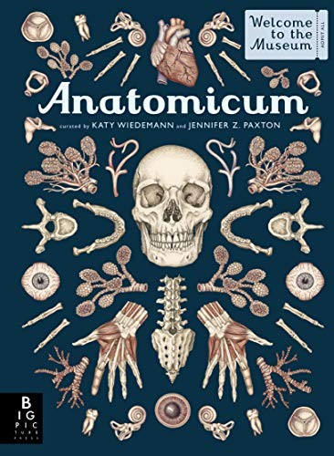 Book cover of ANATOMICUM