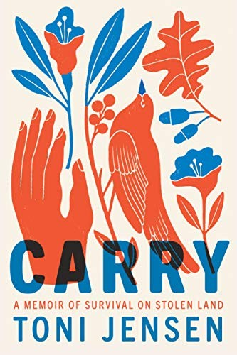 Book cover of CARRY