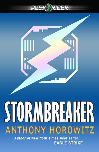 Book cover of ALEX RIDER 01 STORMBREAKER