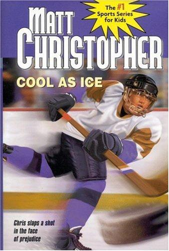 Book cover of COOL AS ICE
