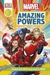 Book cover of MARVEL AMAZING POWERS
