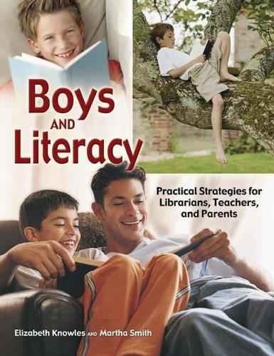 Book cover of BOYS & LITERACY PRACTICAL STRATEGIES
