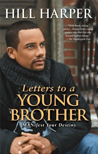 Book cover of LETTERS TO A YOUNG BROTHER