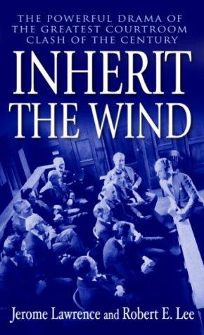 Book cover of INHERIT THE WIND