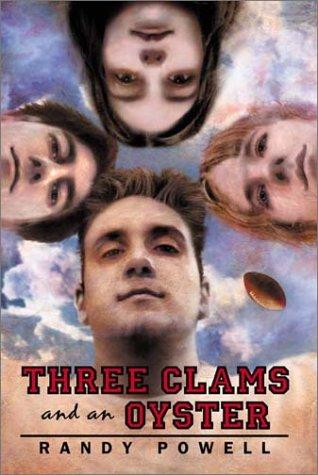 Book cover of 3 CLAMS & AN OYSTER