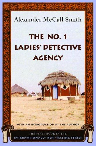 Book cover of NO 1 LADIES' DETECTIVE AGENCY