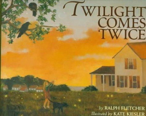Book cover of TWILIGHT COMES TWICE