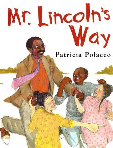 Book cover of MR LINCOLNS WAY
