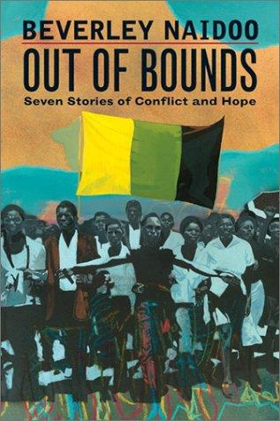 Book cover of OUT OF BOUNDS - 7 STORIES OF CONFLICT &