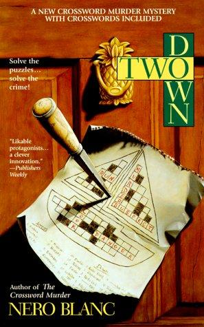 Book cover of 2 DOWN
