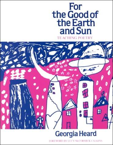 Book cover of FOR THE GOOD OF THE EARTH & SUN