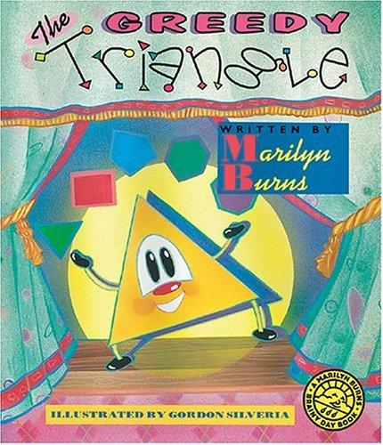 Book cover of GREEDY TRIANGLE