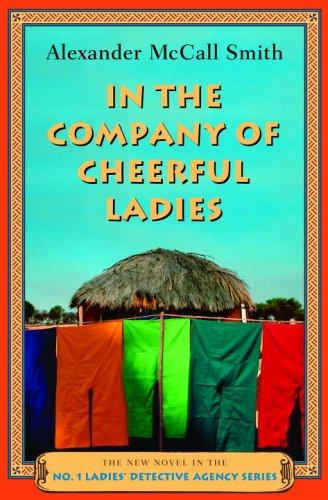 Book cover of IN THE COMPANY OF CHEERFUL LADIES