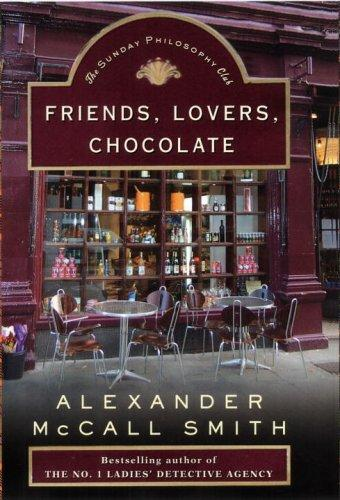 Book cover of FRIENDS LOVERS CHOCOLATE