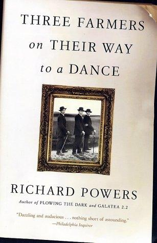 Book cover of 3 FARMERS ON THEIR WAY TO A DANCE