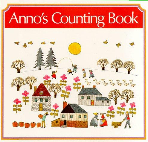Book cover of ANNO'S COUNTING BOOK