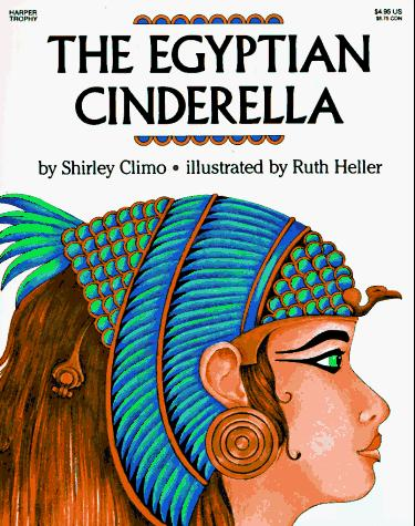 Book cover of EGYPTIAN CINDERELLA