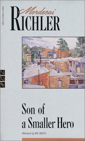 Book cover of SON OF A SMALLER HERO