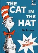 Book cover of CAT IN THE HAT ENG SPANISH