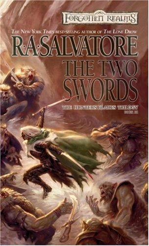 Book cover of 2 SWORDS