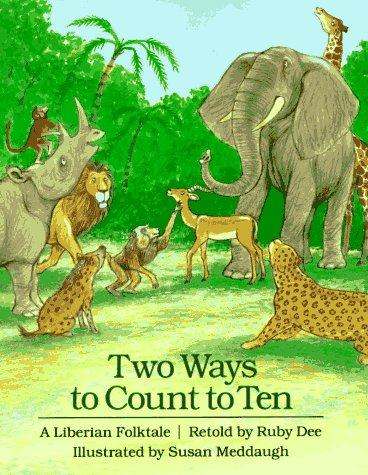 Book cover of 2 WAYS TO COUNT TO 10
