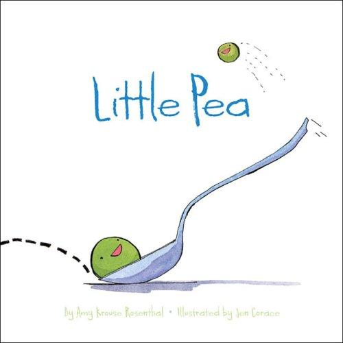 Book cover of LITTLE PEA