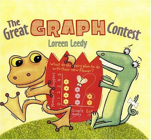 Book cover of GREAT GRAPH CONTEST