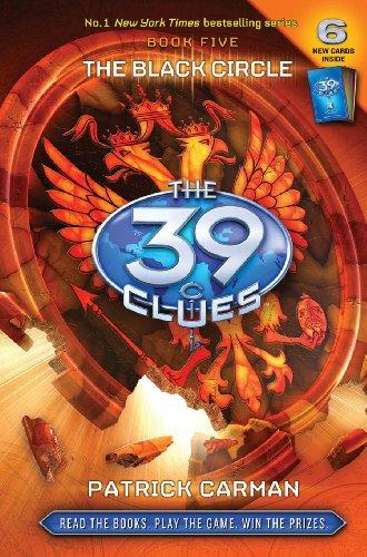 Book cover of 39 CLUES 05 BLACK CIRCLE