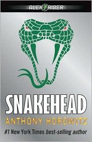 Book cover of ALEX RIDER 07 SNAKEHEAD