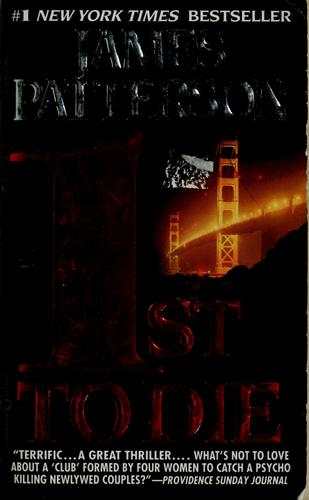 Book cover of 1ST TO DIE