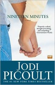 Book cover of 19 MINUTES