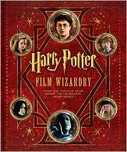 Book cover of HARRY POTTER FILM WIZARDRY
