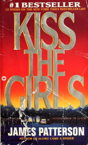 Book cover of ALEX CROSS 02 KISS THE GIRLS