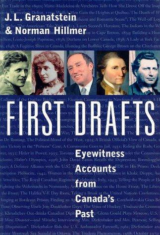Book cover of 1ST DRAFTS