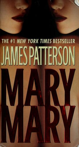 Book cover of ALEX CROSS 11 MARY MARY