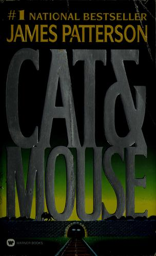 Book cover of ALEX CROSS 04 CAT & MOUSE