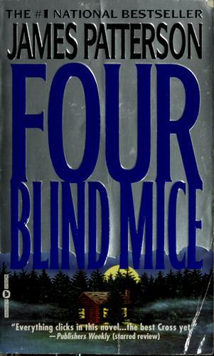 Book cover of ALEX CROSS 08 4 BLIND MICE