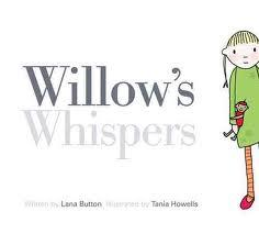 Book cover of WILLOW'S WHISPERS
