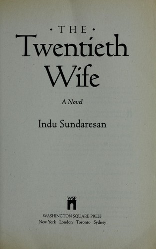 Book cover of 20TH WIFE