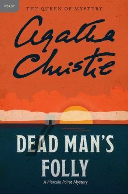 Book cover of DEAD MAN'S FOLLY
