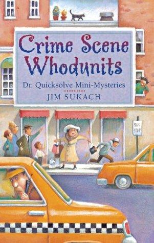 Book cover of CRIME SCENE WHODUNITS