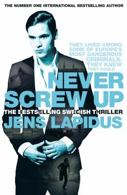 Book cover of NEVER SCREW UP