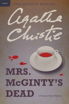 Book cover of MRS MCGINTY'S DEAD