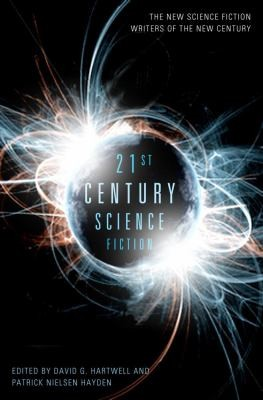 Book cover of 21ST CENTURY SCIENCE FICTION