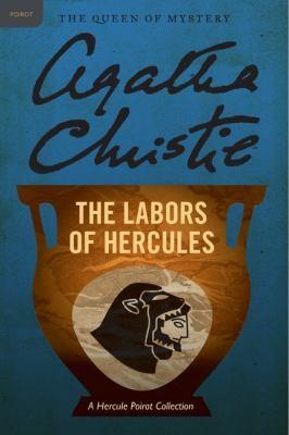 Book cover of LABORS OF HERCULES